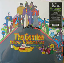 The Beatles ‎Yellow Submarine Vinyl LP NEW Stereo