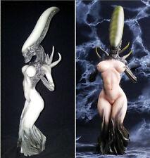 "10 Style 12"" Predator vs Alien Queen Sexy Figure Statue AVP Model Collectibles"