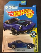 Hot Wheels Custom Super Need for Speed Nissan Fairlady Z with JDM Real Riders