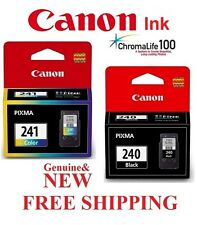 Canon Genuine 2 X PACK Black/Color Bundle Add & Save SPECIAL