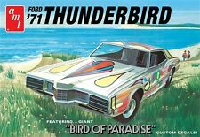 AMT 1971 Ford T-Bird Thunderbird 2 in 1 plastic model kit 1/25