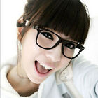 1pcs Fashion Retro Unisex Mens Womens Clear Lens Nerd Geek Glasses New