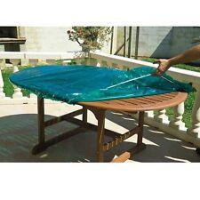 Housse de protection pour plateau dessus de table exterieur 180 x 120 cm