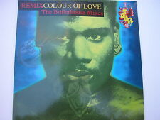 Snap! ‎– Colour Of Love (The Boilerhouse Mixes) 12""
