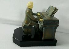 Antique Beethoven Piano Bookend JRVHL 1932