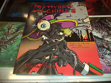 Pretty Hate Machines - HERO System 6th Edition Black Wyrm RPG Roleplaying Book