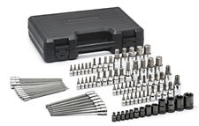 Gearwrench 80742 84 Piece Sae/Metric Hex And Torx® Bit Socket Set