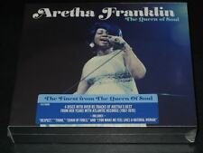 The Queen of Soul by Aretha Franklin 4CD Box Set