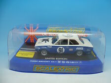 C3672 Scalextric NSCC Ford Escort UK Slot Festival Car only 60