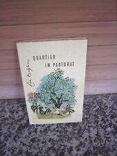 Quartier im Pastorat, 2 Erzählungen von Eva Rechlin
