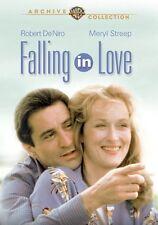 Falling in Love DVD (1984) - Robert De Niro, Meryl Streep, Ulu Grosbard