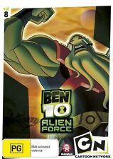 Ben 10: Alien Force Vol 8 DVD NEW