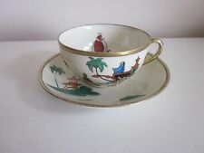 Noritake hand painted  Cup and saucer M mark Vintage Nippon more available