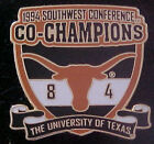 TEXAS LONGHORNS 1994 SOUTHWEST CONF. CHAMPIONS WILLABEE & WARD COMM SERIES PIN