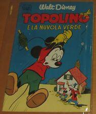 Albi d'Oro - Serie Comica - Numero 34 anno 1953 - Disney