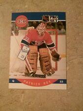 1990-91 Pro Set #157 Patrick Roy