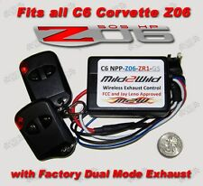 Mild to Wild NPP Dual Mode Exhaust Control, Corvette C6 Z06 - FREE SHIPPING!