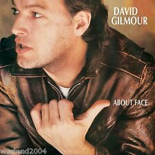 David Gilmour - About Face - Remastered CD NEW & SEALED  pink floyd
