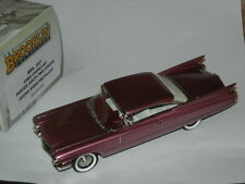 Brooklin Models 1:43 BRK.207 1960 Cadillac Series Sixty-two Coupe Siena Rose Met