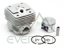 NEW HUSQVARNA 268 268XP CYLINDER HEAD 50mm PISTON KIT PISTON PIN RINGS CIRCLIP