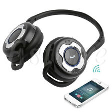 Noise Cancelling Bluetooth Headphones Stereo Headset with Mic For Call Music