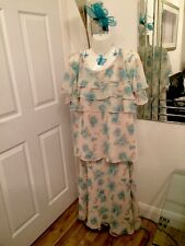 Wedding Outfit, Mother Of Bride By Jacques Vert, Size 22, 5 Set , Nice Colours.