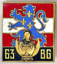 817 - GENIE - 63e B G