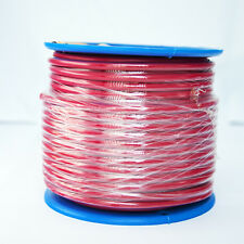 SINGLE CORE 6mm 30M RED WIRE CABLE 50 AMP CARAVAN TRAILER 4X4 AUTOMOTIVE 12V