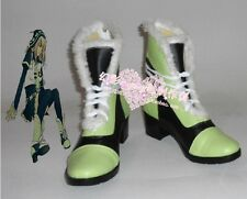 Dmmd Dramatical Murder Noiz Cosplay costume boots boot shoes shoe