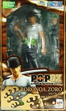 MegaHouse 1/8 One Piece P.O.P DX Roronoa.Zoro 10th Limited Ver. Figure Model