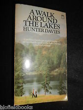 SIGNED; HUNTER DAVIES - A Walk Around The Lakes - 1980 - Cumbria, District, UK