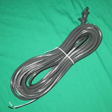 40' Gray Vacuum Cleaner Power Cord Filter Queen Tristar Compact Canister 17/2