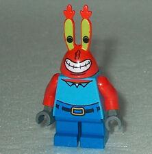 SPONGEBOB #02A Lego Mr Krabs Big Teethy Grin NEW 3833 Genuine Lego