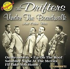 Under the Boardwalk and Other Hits (CD) by the Drifters (Shelf CD 43)