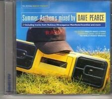 (CR731) Ministry - Summer Anthems mixed by Dave Pearce - 2000 CD