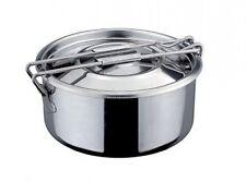 imperdibile scatola portavivande gnali acciaio inox diametro cm 12 porta vivande
