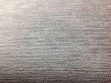 Fryetts's Kensington Dove Grey/Silver Chenille Luxury Upholstery/Curtain Fabric
