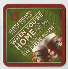 16 Killian's Irish Red  Holiday Pub Rule: When You're Home...   Beer  Coasters
