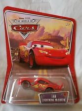 Disney Pixar Cars TAR LIGHTNING MCQUEEN Ser3 (World of Cars) 1:55 Diecast