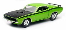 New Ray Muscle Car 1970 Plymouth Cuda 1:25 Scale Diecast Model NEW
