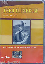 Fred il ribelle (1941) DVD NUOVO SEALED Fritz Lang. Robert Young, Randolph Scott