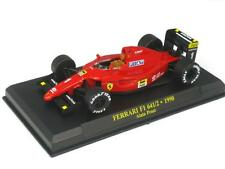 FERRARI 641/2 ALAIN PROST 1990 1:43 FER641 HOT WHEELS MATTEL RED NEW