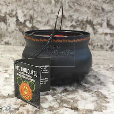 Disney Parks Hot Cocoa/Hot Chocolate Cauldron Mickey Pumpkin Halloween Time 2016