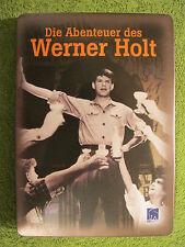 DVD Video Die Abenteuer Des Werner Holt DEFA DDR Film Limited Edition Steelbook