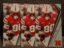 Kenny Bell (3) Nebraska Huskers 2014 Pocket Schedules WR records NFL Draft Pick?