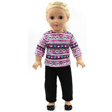 "Fits 18"" American Girl Madame Alexander Handmade Doll Clothes dress MG188"