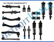 Brand New 16pc Complete Front + Rear Suspension Kit for 1990-1993 Honda Accord