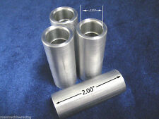 Universal Fuel Injector Boss Bungs Holders Cups Qty (8) RMR-027