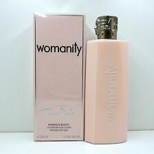 THIERRY MUGLER WOMANITY WOMAN & BEAUTY BODY MILK 200 ML / 6.7 FL.OZ. NIB
