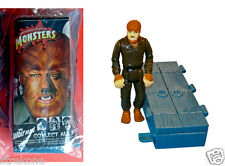 THE WOLFMAN Toy Universal Studio Classic Monsters 1997 Burger King Kids Meal MIP